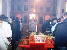 1 Бадњи Дан у Другој гатачкој парохији