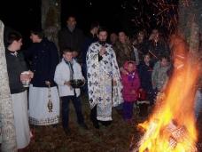 25 Бадњи Дан у Другој гатачкој парохији