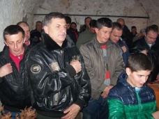 27 Бадњи Дан у Другој гатачкој парохији