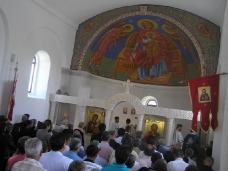 3 Свечано прослављен празник Светитеља Василија Острошког у Автовцу