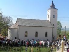 9 Свечано прослављен празник Светитеља Василија Острошког у Автовцу