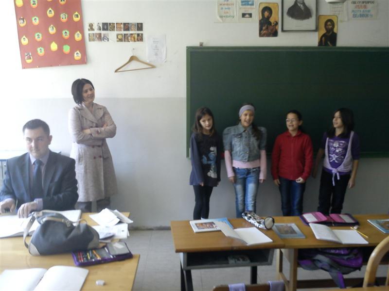 2 Инспектор за вјеронауку посјетио школе у Херцеговини