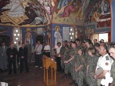 5 Слава Цркве у билећкој касарни