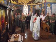 6 Слава Цркве у билећкој касарни