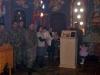 1 Пређеосвећена литургија у Билећкој касарни