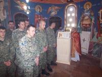 12 Св. Литургија у билећкој касарни