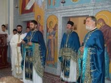 12 Успеније Пресвете Богородице у Билећи