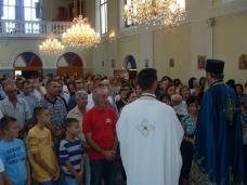 16 Успеније Пресвете Богородице у Билећи