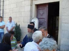 20 Успеније Пресвете Богородице у Билећи