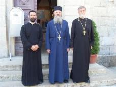 24 Успеније Пресвете Богородице у Билећи