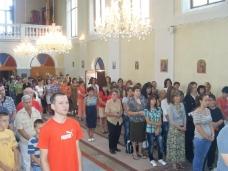 8 Успеније Пресвете Богородице у Билећи