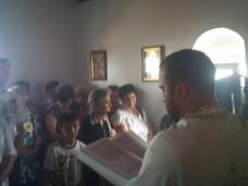 1 Света Литургија селу Бјеловчина код Коњица