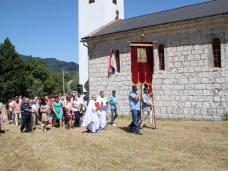 14 Слава храма у Борцима