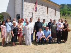 19 Слава храма у Борцима