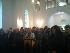 4 Двадесета годишњица страдња Срба и слава храма у Брадини код Коњица