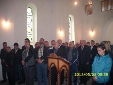 6 Двадесет прва годишњица страдња Срба у Брадини код Коњица
