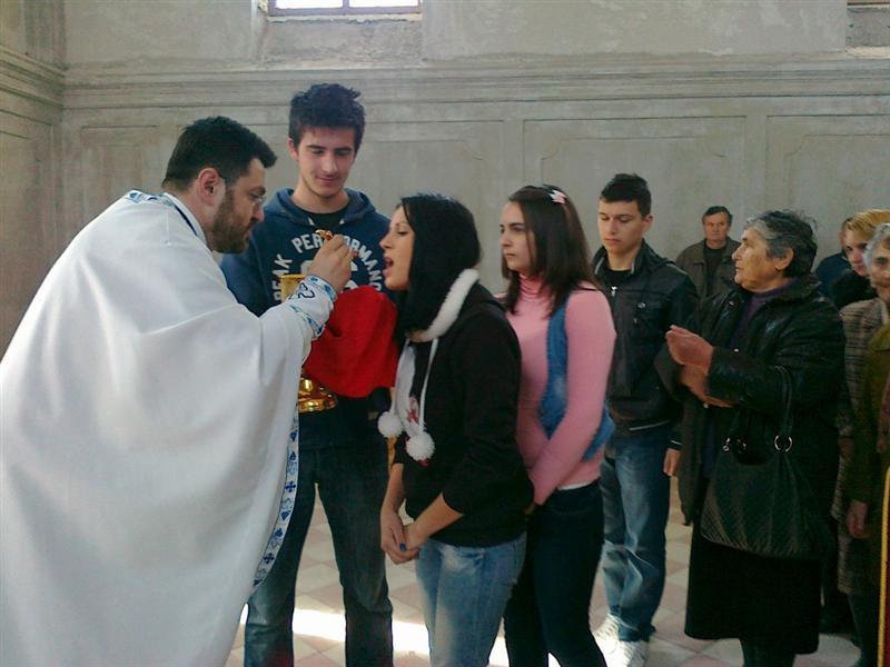 4 Прва недjеља Великог поста у парохији чапљинској