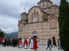 9 Благовијести слава храма Херцеговачка Грачаница