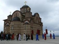 11 Благовијести слава храма Херцеговачка Грачаница