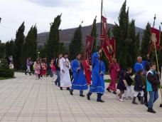 25 Благовијести слава храма Херцеговачка Грачаница