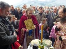 33 Благовијести слава храма Херцеговачка Грачаница