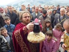 34 Благовијести слава храма Херцеговачка Грачаница