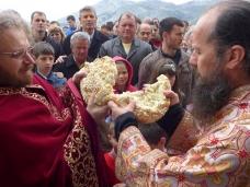 37 Благовијести слава храма Херцеговачка Грачаница