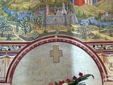 1 Света Архијерејска Литургија у храму Херцеговачка Грачаница