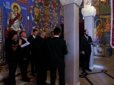 3 Света Архијерејска Литургија у храму Херцеговачка Грачаница