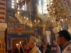 5 Света Архијерејска Литургија у храму Херцеговачка Грачаница