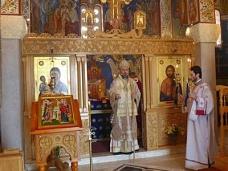 6 Света Архијерејска Литургија у храму Херцеговачка Грачаница