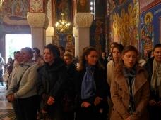 7 Света Архијерејска Литургија у храму Херцеговачка Грачаница