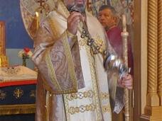 11 Света Архијерејска Литургија у храму Херцеговачка Грачаница