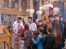 15 Света Архијерејска Литургија у храму Херцеговачка Грачаница