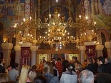 16 Света Архијерејска Литургија у храму Херцеговачка Грачаница