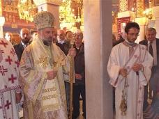 18 Света Архијерејска Литургија у храму Херцеговачка Грачаница