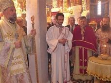 19 Света Архијерејска Литургија у храму Херцеговачка Грачаница