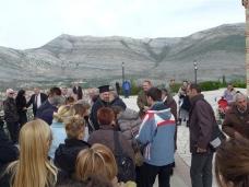 20 Света Архијерејска Литургија у храму Херцеговачка Грачаница