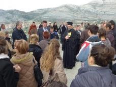 21 Света Архијерејска Литургија у храму Херцеговачка Грачаница