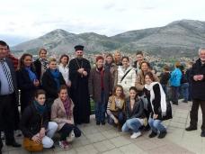 22 Света Архијерејска Литургија у храму Херцеговачка Грачаница