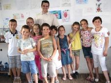"""12 Изложба полазника дјечије ликовне радионице  """"Цврчци"""""""