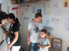 """19 Изложба полазника дјечије ликовне радионице  """"Цврчци"""""""