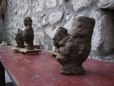 """28 Изложба полазника дјечије ликовне радионице  """"Цврчци"""""""