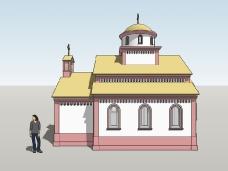 12 Изградња храма у Љесковом Дубу