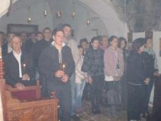 2 Васкрс  у Манастиру Добрићево