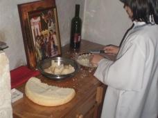 4 Васкрс  у Манастиру Добрићево