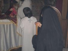 7 Васкрс  у Манастиру Добрићево