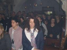 9 Васкрс  у Манастиру Добрићево