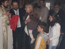 11 Васкрс  у Манастиру Добрићево
