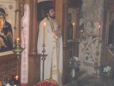 16 Васкрс  у Манастиру Добрићево